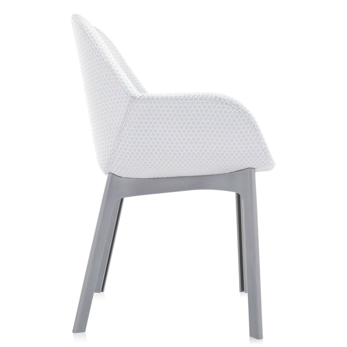 Clap Embossed Armchair from Kartell | Modern Lighting + Decor
