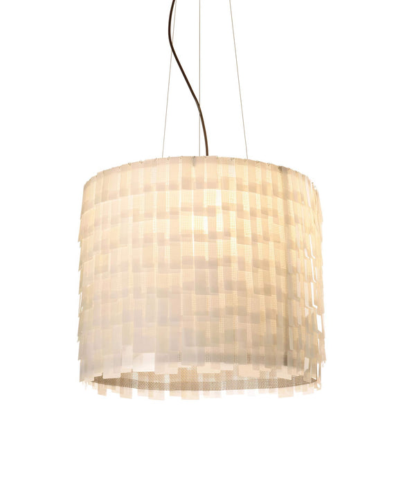 Light colors pendant light from Anthologie Quartett | Modern Lighting + Decor