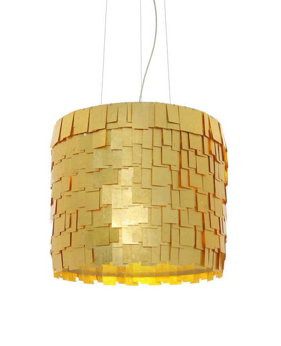 Light colors pendant light - Silver,Gold,Copper from Anthologie Quartett | Modern Lighting + Decor