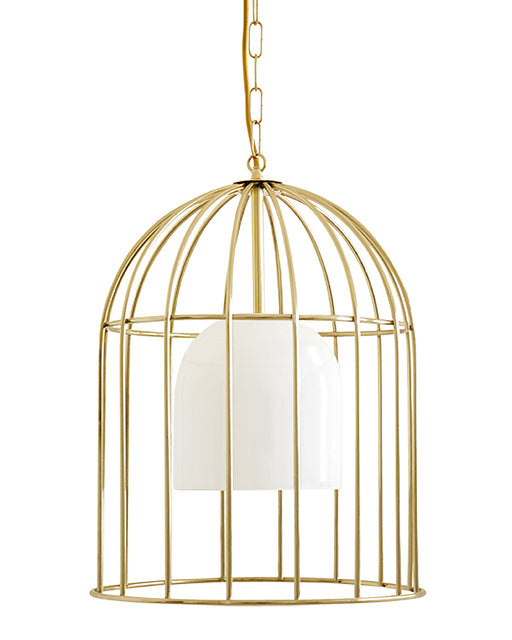 Birdcage Pendant Lamp from Mineheart | Modern Lighting + Decor