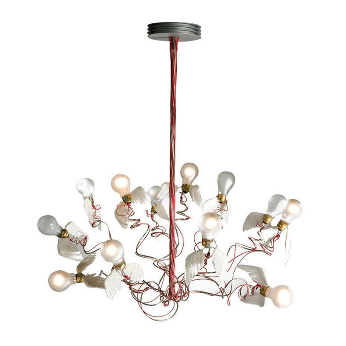 Birdie Chandelier from Ingo Maurer | Modern Lighting + Decor