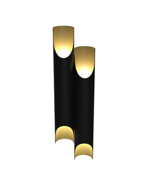 Galliano Outdoor Wall Sconce from Delightfull | Modern Lighting + Decor