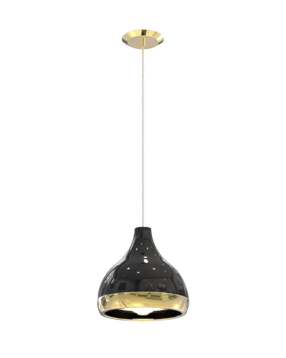 Hanna Midcentury Pendant Light from Delightfull | Modern Lighting + Decor