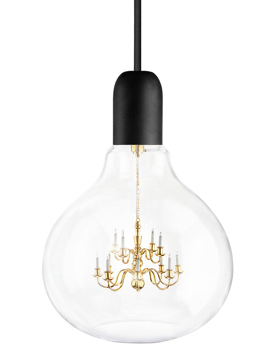 Buy online latest and high quality Black King Edison Pendant Light from Mineheart | Modern Lighting + Decor