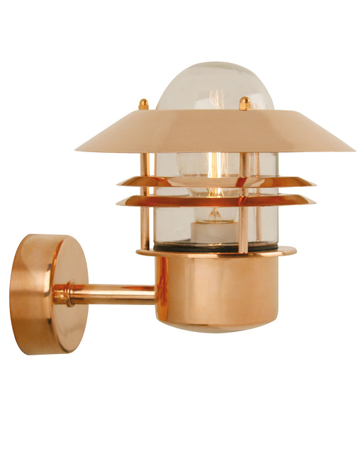 Buy online latest and high quality Blokhus Outdoor Wall Sconce from Nordlux | Modern Lighting + Decor