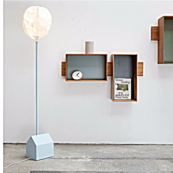Smoke House Floor Lamp from Vertigo Bird | Modern Lighting + Decor
