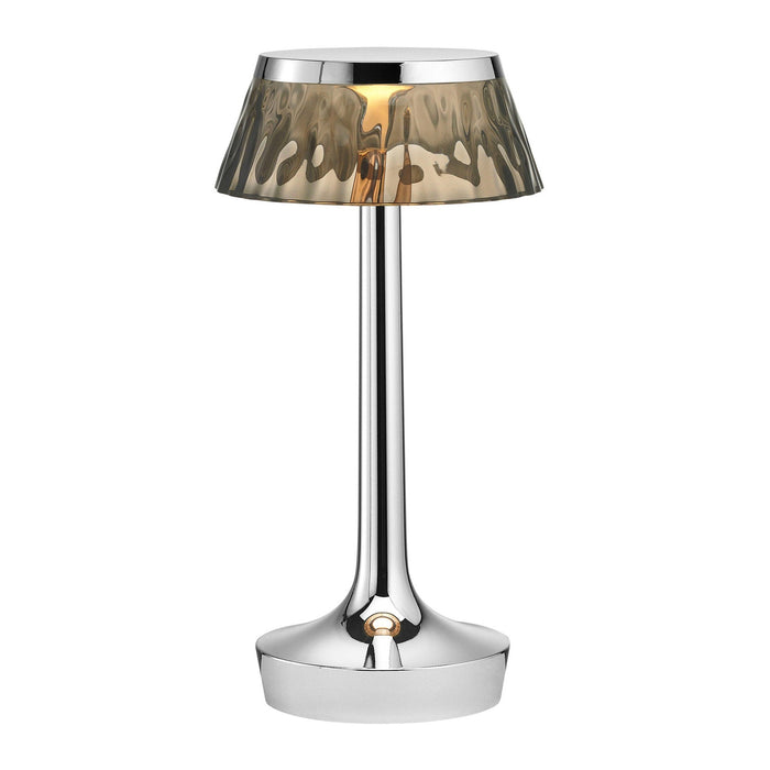 Buy online latest and high quality Bon Jour Unplugged Table Lamp from Flos | Modern Lighting + Decor