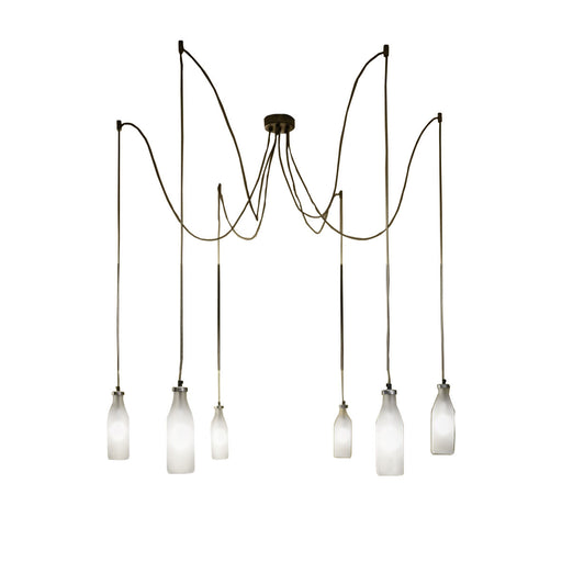 Bottles 14/S6 Pendant Light from Vesoi | Modern Lighting + Decor