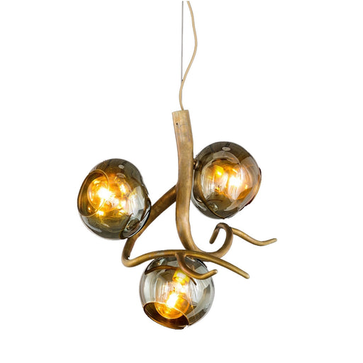 Ersa 3 Pendant Light from Brand Van Egmond | Modern Lighting + Decor