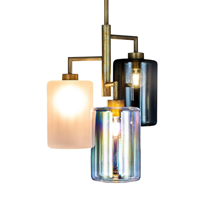 Louise 3 Pendant Light from Brand Van Egmond | Modern Lighting + Decor