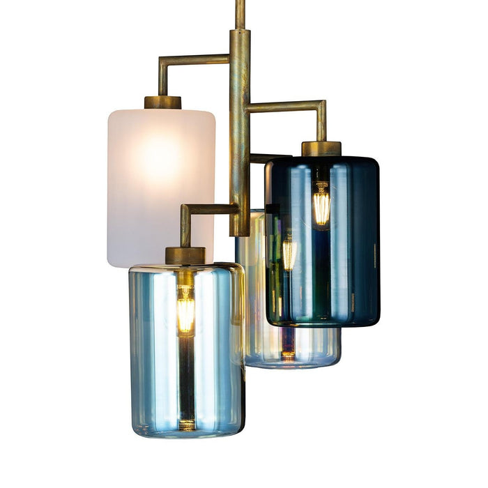 Buy online latest and high quality Louise 4 Pendant Light from Brand Van Egmond | Modern Lighting + Decor