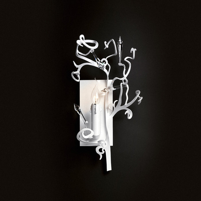 Icy Lady Right Wall Sconce from Brand Van Egmond | Modern Lighting + Decor