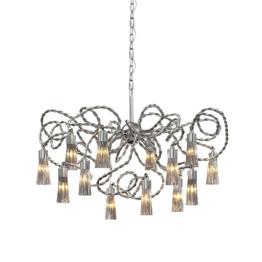 Buy online latest and high quality Sultans of Swing Chandelier - Round from Brand Van Egmond | Modern Lighting + Decor