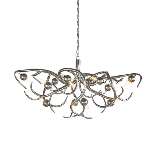 Buy online latest and high quality Eve 140 Oval Chandelier from Brand Van Egmond | Modern Lighting + Decor