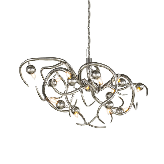Buy online latest and high quality Eve 80 Round Chandelier from Brand Van Egmond | Modern Lighting + Decor
