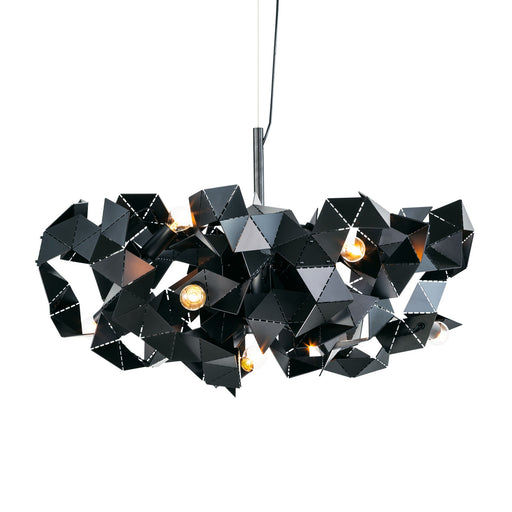 Buy online latest and high quality Fractal 100 Round Chandelier from Brand Van Egmond | Modern Lighting + Decor