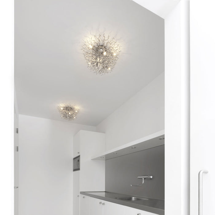 Hollywood Ceiling Light Round from Brand Van Egmond | Modern Lighting + Decor