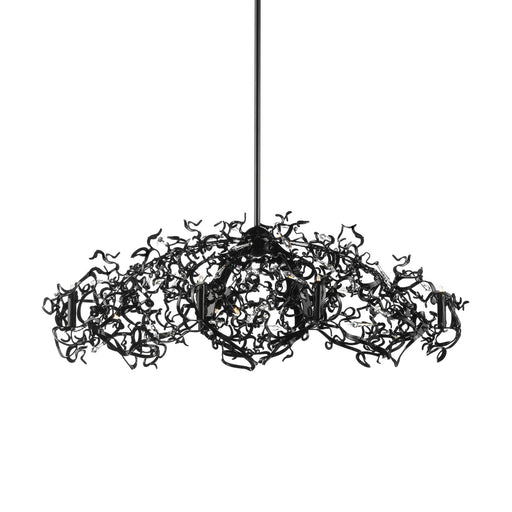 Icy Lady Oval Chandelier from Brand Van Egmond | Modern Lighting + Decor