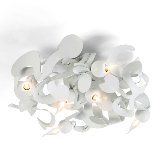 Kelp 80 Round Ceiling Light from Brand Van Egmond | Modern Lighting + Decor