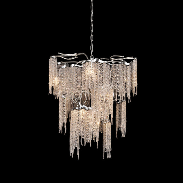 Victoria Conical Chandelier from Brand Van Egmond | Modern Lighting + Decor