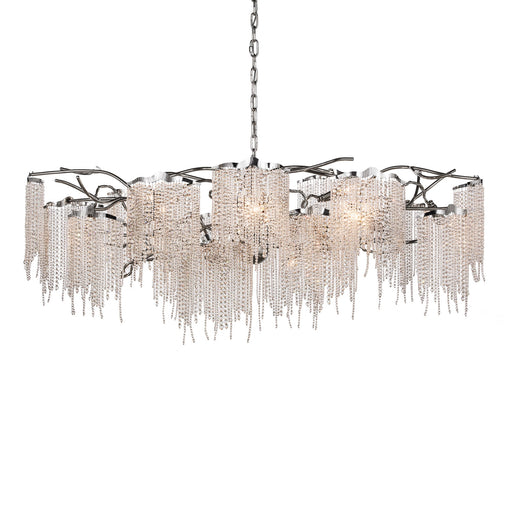 Victoria Oval Chandelier from Brand Van Egmond | Modern Lighting + Decor