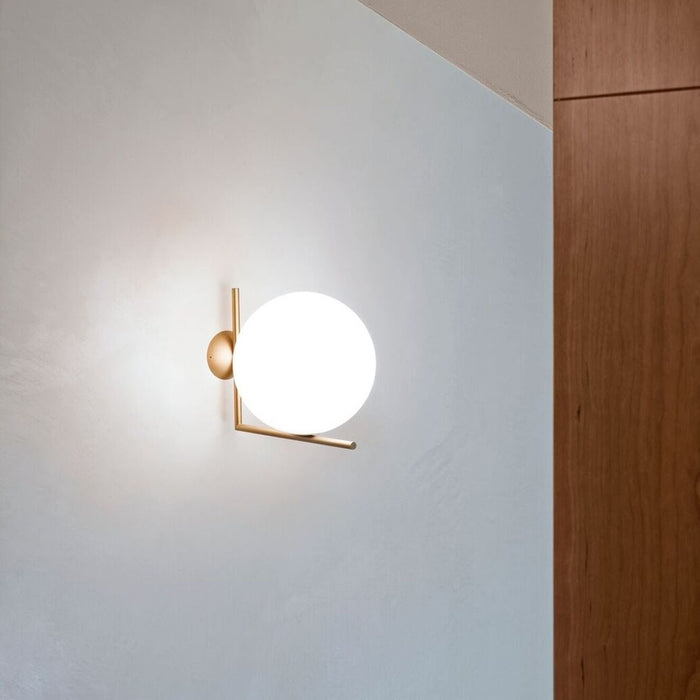 Buy online latest and high quality IC Wall/Ceiling Lamp from Flos | Modern Lighting + Decor