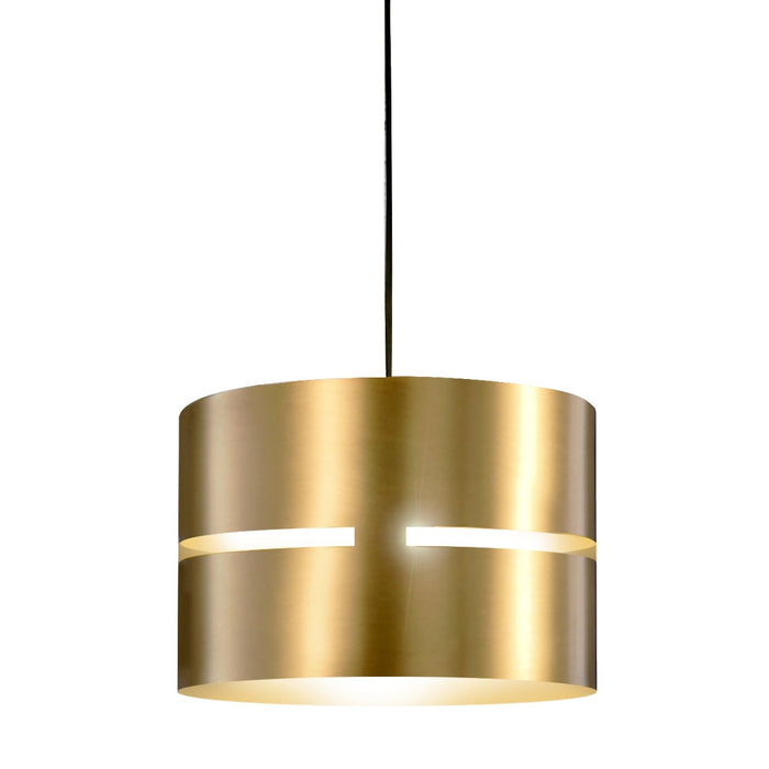 Buy online latest and high quality Luz Oculta Metal Pendant Light from Fambuena | Modern Lighting + Decor