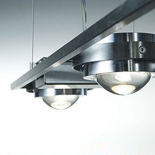 Ocular 1300 Low-voltage Chandelier from Licht im Raum | Modern Lighting + Decor