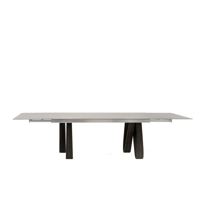 Buy online latest and high quality Butterfly 79-118 Inches Extendable DiningTable from Tonin Casa | Modern Lighting + Decor