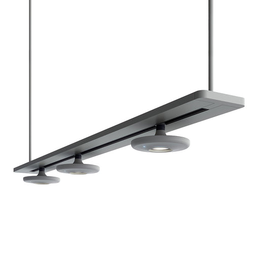 Button T-3305 Linear Pendant Light from Estiluz | Modern Lighting + Decor