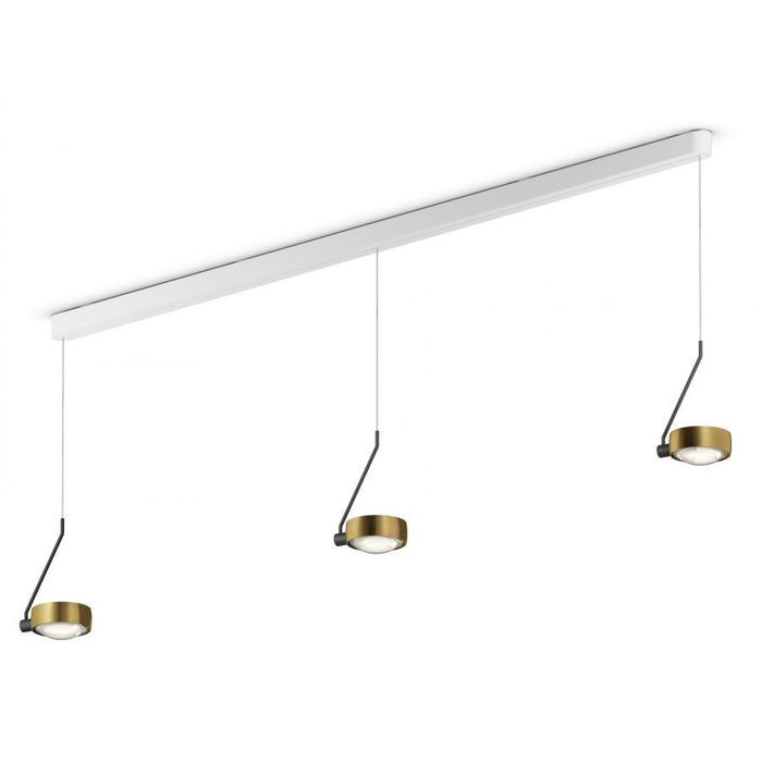 Buy online latest and high quality Sento Linea Tre 180 LED Pendant Light from Occhio | Modern Lighting + Decor