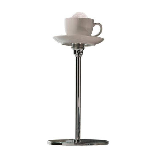 Cappuccino Stelo 15/LP Table Lamp from Vesoi | Modern Lighting + Decor