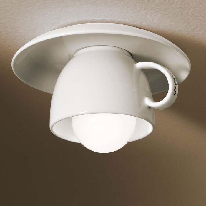 Buy online latest and high quality Cappuccino SP Ceiling Lamp from Vesoi | Modern Lighting + Decor