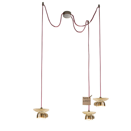Buy online latest and high quality Cappuccino S3 Pendant Lamp from Vesoi | Modern Lighting + Decor