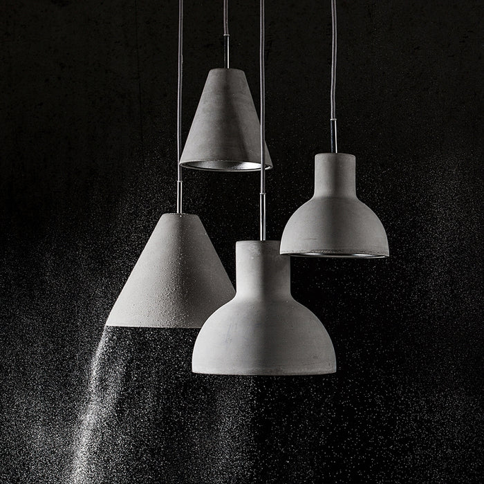 Castle Cone Suspension from Seed Design | Modern Lighting + Decor