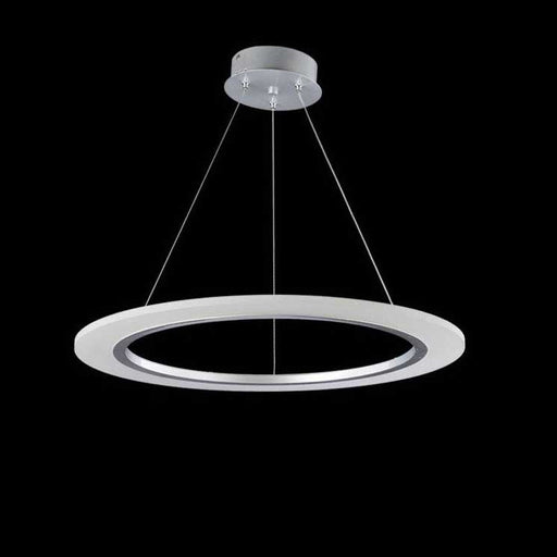 Corona 1 Ring LED Pendant Light from Interior Deluxe | Modern Lighting + Decor