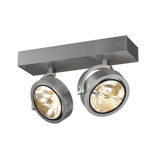 Buy online latest and high quality KALU aluminium, 2-light sources Ceiling Light from SLV Lighting | Modern Lighting + Decor