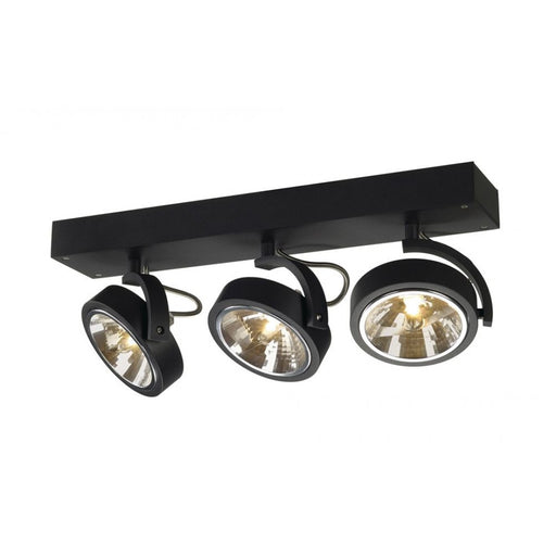 Buy online latest and high quality KALU black, 3-light sources Ceiling Light from SLV Lighting | Modern Lighting + Decor