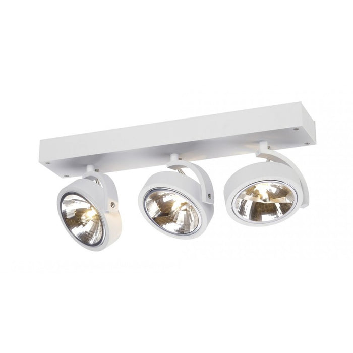Buy online latest and high quality KALU white, 3-light sources Ceiling Light from SLV Lighting | Modern Lighting + Decor