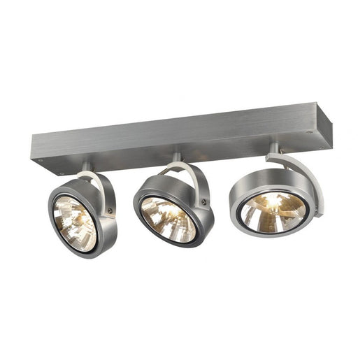Buy online latest and high quality KALU aluminium, 3-light sources Ceiling Light from SLV Lighting | Modern Lighting + Decor
