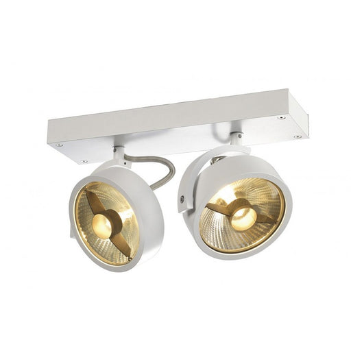 Buy online latest and high quality KALU white, 2-light sources Ceiling Light from SLV Lighting | Modern Lighting + Decor