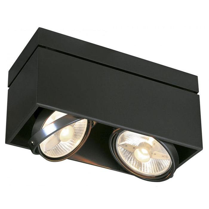 Buy online latest and high quality KARDAMOD black, 2-light sources Ceiling Light from SLV Lighting | Modern Lighting + Decor