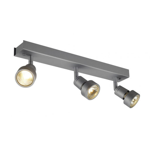 Buy online latest and high quality PURI silver, 3-light sources Ceiling Light from SLV Lighting | Modern Lighting + Decor