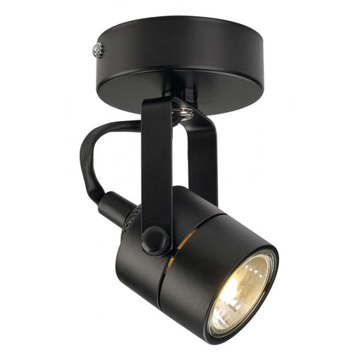 Buy online latest and high quality SPOT black, 1-light source Ceiling Light from SLV Lighting | Modern Lighting + Decor