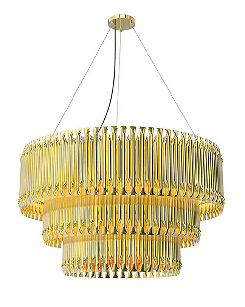 Buy online latest and high quality Matheny Chandelier 3 from Delightfull | Modern Lighting + Decor