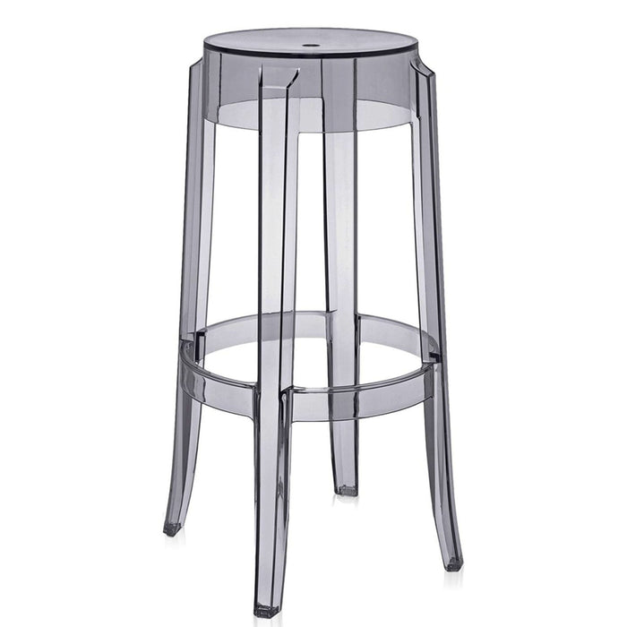Buy online latest and high quality Charles Ghost Stool (Set of 2) from Kartell | Modern Lighting + Decor