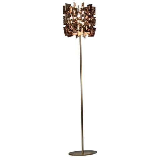 Charlie Floor Lamp from Mazzega 1946 | Modern Lighting + Decor