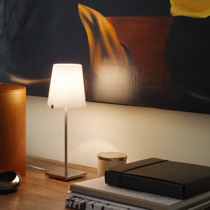 Buy online latest and high quality Chiara Table Lamp from Fontana Arte | Modern Lighting + Decor