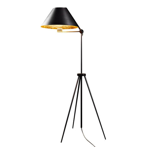 Cinema Floor Lamp from Anton Angeli | Modern Lighting + Decor