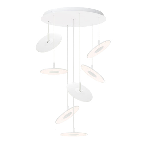 Circa 7 Chandelier from Pablo Designs | Modern Lighting + Decor